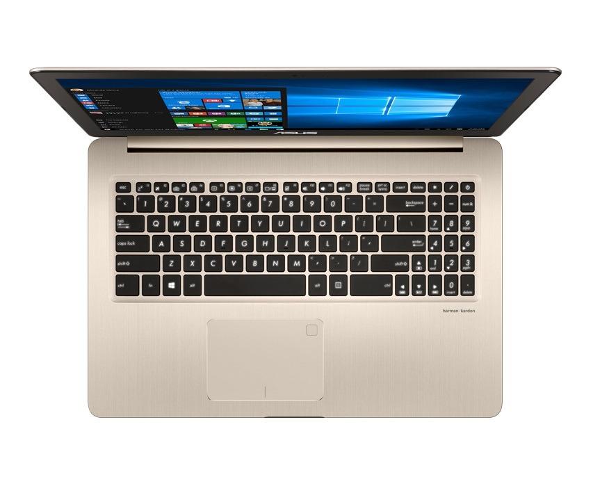 لپتاپ ایسوس مدل VivoBook Pro N580GD-AP از بالا