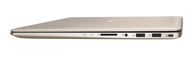 لپتاپ ایسوس مدل VivoBook Pro N580GD-AP از کنار