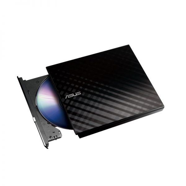 درایو DVD اکسترنال ایسوس مدل DVD SDRW-08D2S-U LITE