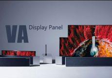 check the va display panel
