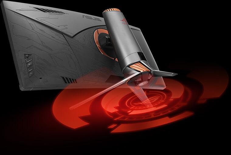 مانیتور 34 اينچي ایسوس مدل ASUS Monitor GAMING PG348Q Ultra-wide QHD