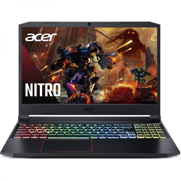 لپ تاپ 15 اینچی ایسر مدل Nitro5 AN515-55-709E-B Pack Gaming