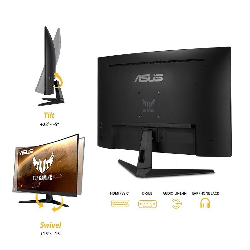 مانیتور 31.5 اينچي ایسوس مدل ASUS Monitor GAMING VG328H1B