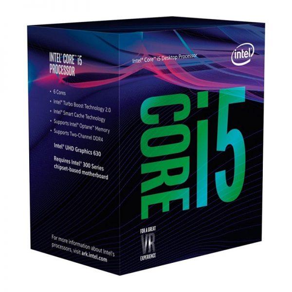 پردازنده اینتل Core i5 9400F Coffee Lake