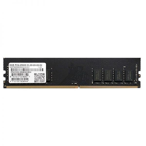 رم دسکتاپ DDR4 تک کاناله 2400 مگاهرتز GEIL مدل PRISTINE ظرفیت 8 گیگابایت