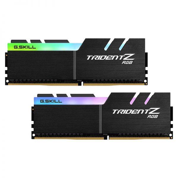 رم CL18 DDR4 G.Skill 16 گیگابایت 3600MHZ مدل TRIDENT Z RGB