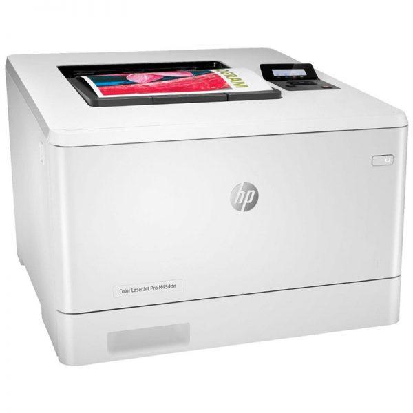 M454dn HP Color LaserJet Pro M454dw