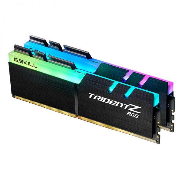 رم CL18 DDR4 جی اسکیل 16 گیگابایت 3600MHZ مدل TRIDENT Z RGB