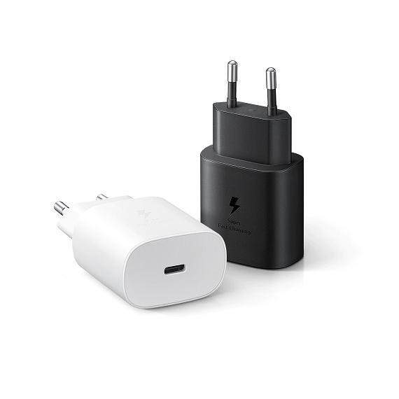 شارژر اورجینال سامسونگ Travel Adapter for Super Fast Charging (25W)