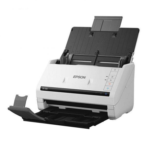EpsonDS-530 Color Duplex Document Scanner