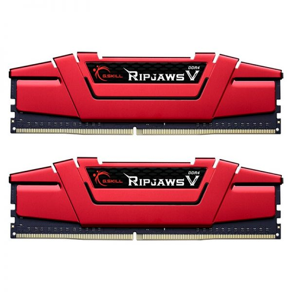 رم CL16 DDR4 جی اسکیل 32 گیگابایت 3000MHZ مدل RIPJAWS V