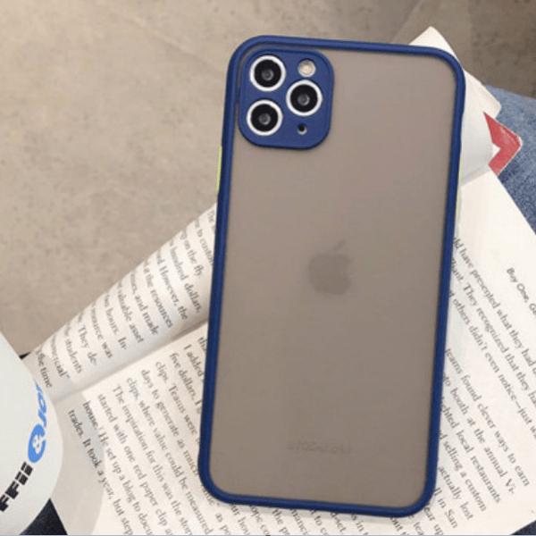 کاور پشت مات iPhone